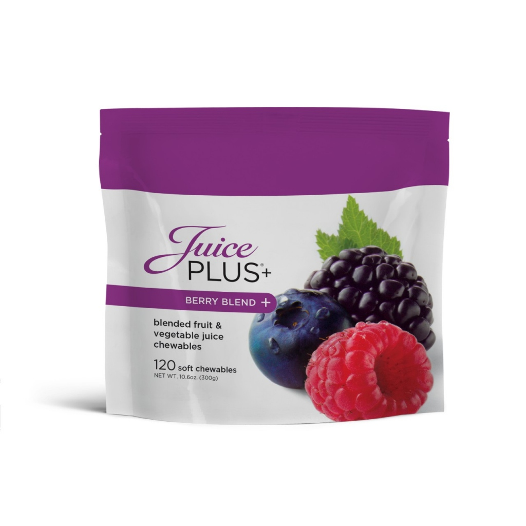 Berry Blend Chewables (Child)